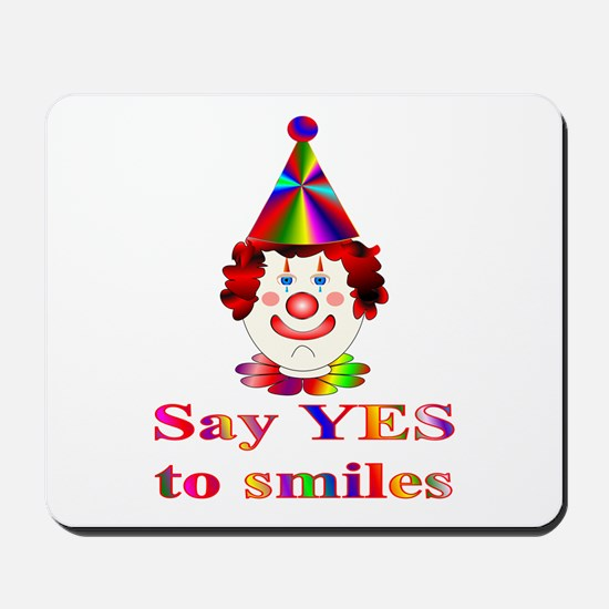 Smiles Mousepad