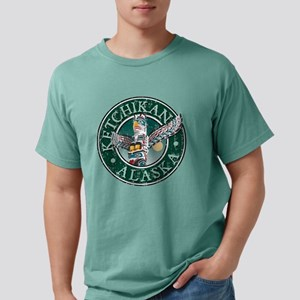 Ketchikan - Distressed T-Shirt
