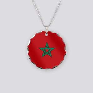 Flag of Morocco Necklace