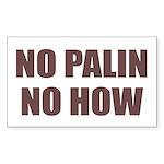 Anti Palin Sticker