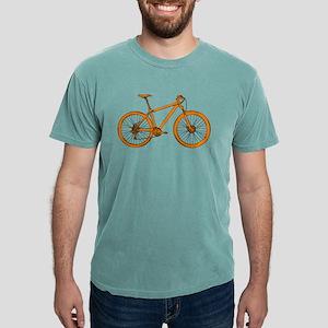 Dark Orange Hardtail T-Shirt