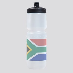 Flag Of South Africa Sports Bottle