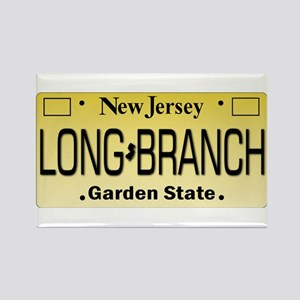 Long Branch NJ Tag Gifts Magnets