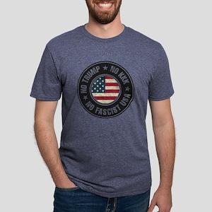 No Trump No KKK No Fascist USA T-Shirt