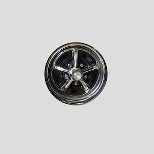 Mag Wheel Mini Button
