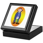 The Happy Mason Vampire Keepsake Box
