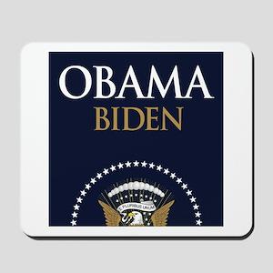 Obama-Biden Eagle Mousepad