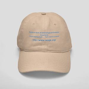 RAOGK<br>Genealogy Cap