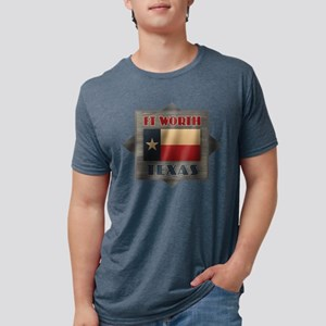 Texas Flag - Fort Worth T-Shirt