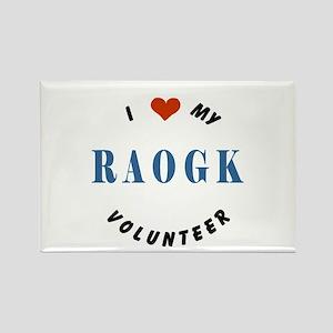 RAOGK Genealogy Rectangle Magnet