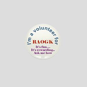 RAOGK Genealogy<br>Mini Button