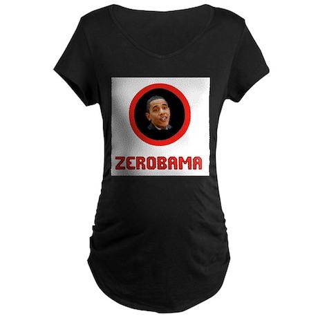 ZEROBAMA Maternity Dark T-Shirt