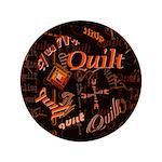 Quilt Pumpkin 3.5