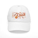 Quilt Pumpkin Cap