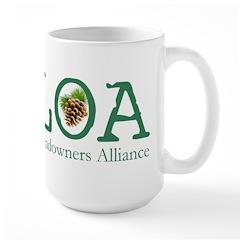 Ncloa 15 Oz Mugs