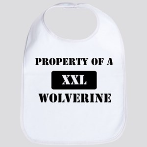 Property of a Wolverine Bib