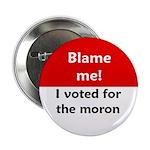 Blame Me Button