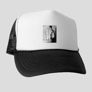 A Hard Place Trucker Hat