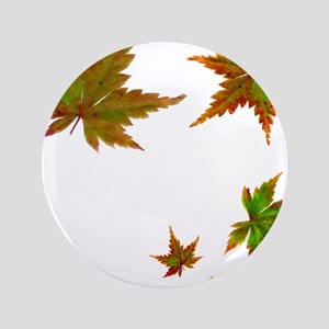 "Japanese Maple 3.5"" Button"