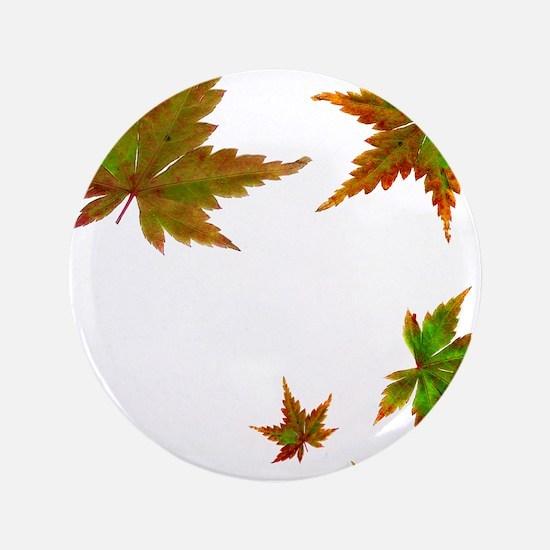 "Japanese Maple 3.5"" Button"