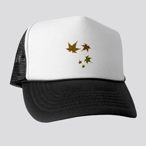 Japanese Maple Trucker Hat