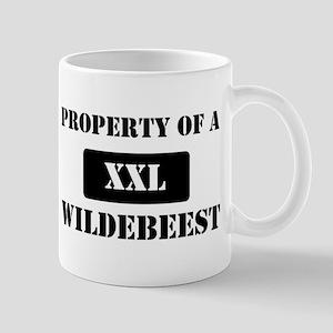 Property of a Wildebeest Mug