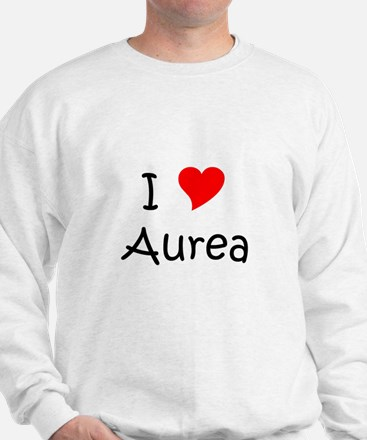 Cute Aurea Sweatshirt