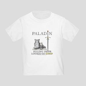Paladin - Good Toddler T-Shirt