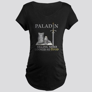 Paladin - Good Maternity Dark T-Shirt