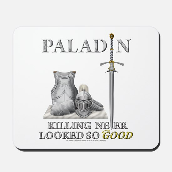 Paladin - Good Mousepad
