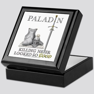 Paladin - Good Keepsake Box