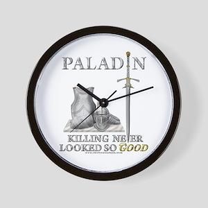 Paladin - Good Wall Clock