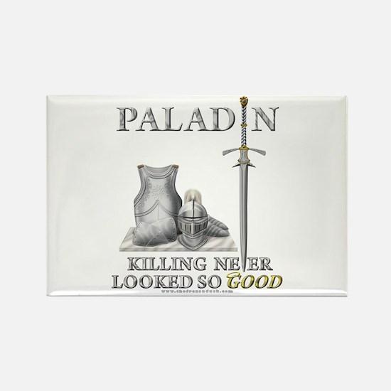 Paladin - Good Rectangle Magnet