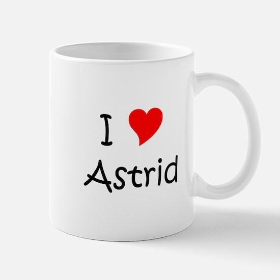 Funny Astrid Mug