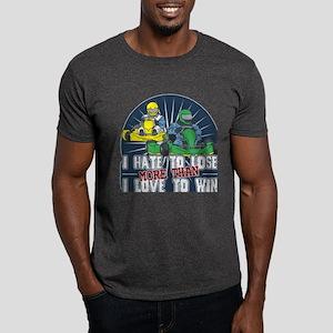 Hate to Lose Go Kart Dark T-Shirt