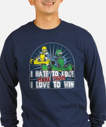 Hate to Lose Go Kart T