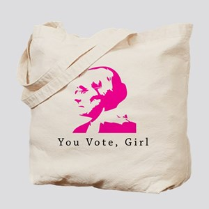 Susan B Anthony You Vote,Girl Tote Bag