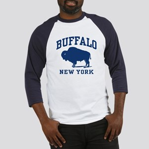 Buffalo New York Baseball Jersey