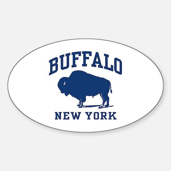 Buffalo ny bumper stickers cafepress custom vinyl decals buffalo ny