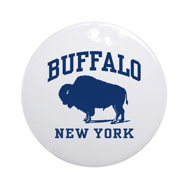 home decor stores in buffalo new york buffalo new york ornament by spiffetees 13597