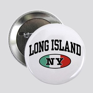 "Long Island Italian 2.25"" Button"