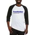 Freethinker Definition Baseball Jersey