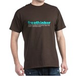 Freethinker Definition Dark T-Shirt