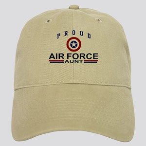 Proud Air Force Aunt Cap
