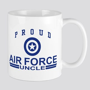 Proud Air Force Uncle Mug