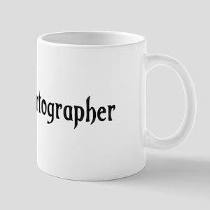 Dragon Cartographer Mug