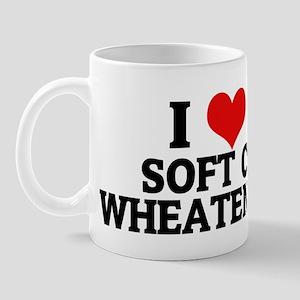 I Love My Soft Coated Wheaten Mug