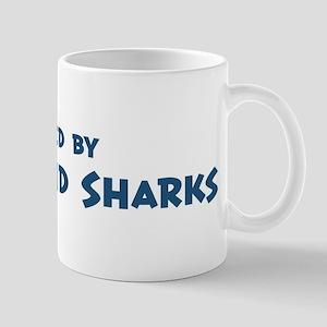Raised by Greenland Sharks Mug