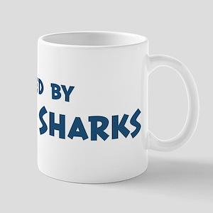 Raised by Goblin Sharks Mug