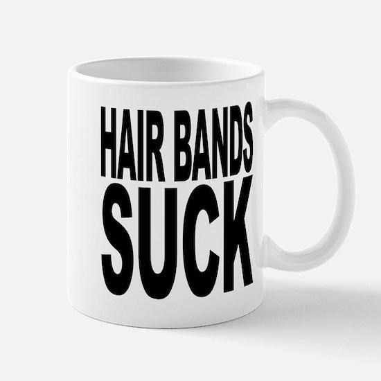 Hair Bands Suck Mug